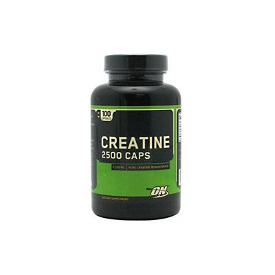 Optimum Nutrition - Creatine 2500 Caps 2500 mg. - 100 Capsules