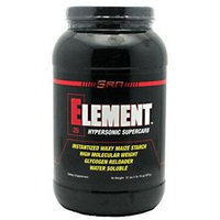 SAN Nutrition Element - Unflavored, Hypersonic Supercarb, 35 Servings