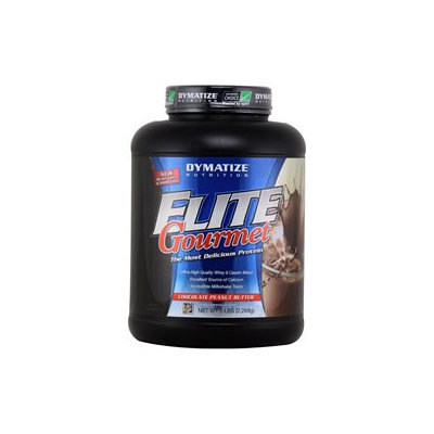 Dymatize Nutrition Elite Gourmet Protein - Chocolate Peanut Butter