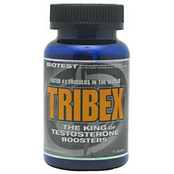 Biotest Tribex Testosterone Booster, 74 Tablets