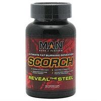 Man Sports 4910006 Scorch 168 Capsules