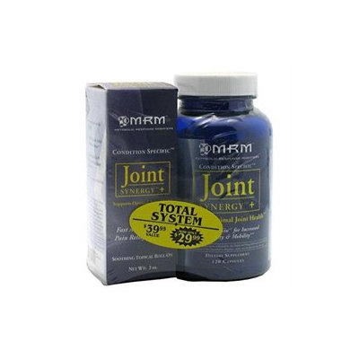 Mrm, Joint Synergy +, 120 Capsules, Plus 2 Oz Roll-on