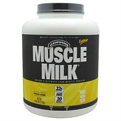 CytoSport Muscle Milk Powder Banana Creme - 4.94 lbs