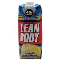 Labrada Nutrition Lean Body - 12 Shakes Banana Cream