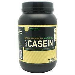 Optimum Nutrition 100% Casein Gold Standard Natural - French Vanilla