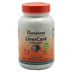 Himalaya Usa 3970001 LiverCare 90 Capsules