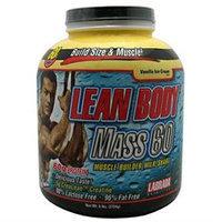 Labrada Nutrition, Lean Body Mass 60, Muscle Builder Milk Shake