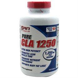 San Pure CLA 1250 - 180 Softgel Capsules