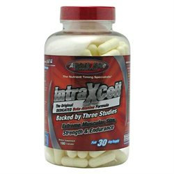 Athletic Edge Nutrition 5820001 Intraxcell 180 Capsules