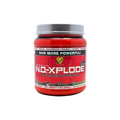 BSN NO-XPLODE 2.0 Advanced Strength Green Apple - 1.48 lbs