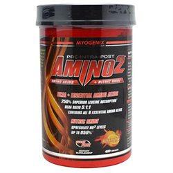 Myogenix Amino2 - Orange - 420 g