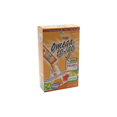 Omega To Go 6 Count From Togo Brands