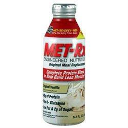 MET-Rx Original Meal Replacement RTD - Original Vanilla
