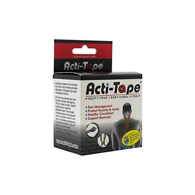Nutriworks Acti-Tape Elastic Sports Tape Red 2.6 oz