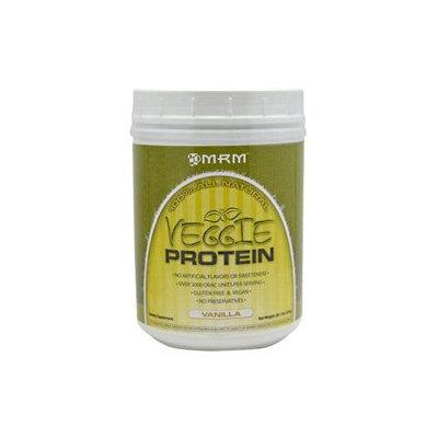 MRM 100% All Natural Veggie Protein - Vanilla