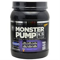 CytoSport Monster Pump NOS - Blue Raspberry - 16.1 oz