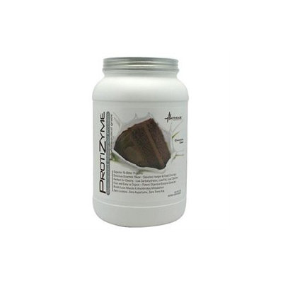 Metabolic Nutrition Protizyme 2 lb Chocolate Cake