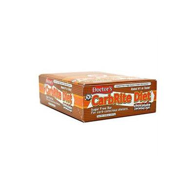 Universal Nutrition 230263 Doctors CarbRite Diet Bar Chocolate Caramel Nut