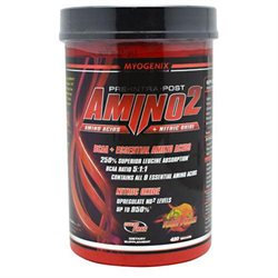 Myogenix Amino2 - Fruit Punch - 420 g