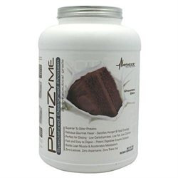 Metabolic Nutrition - ProtiZyme Specialized Designed Protein Chocolate.