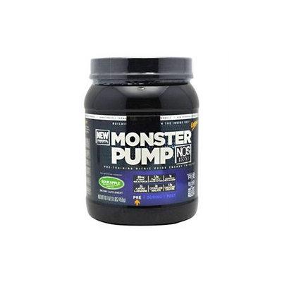 CytoSport Monster Pump NOS - Sour Apple - 30 ea