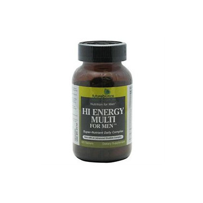 Futurebiotics Hi Energy Multi For Men - 120 Tablets
