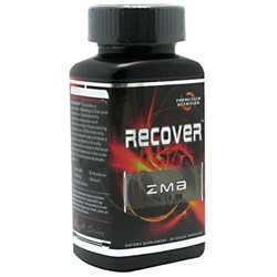 Fahrenheit Nutrition 6270006 Recover ZMA 90 Capsules