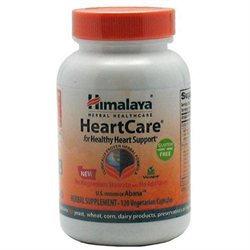 Himalaya Herbal Healthcare HeartCare, 120 Vegetarian Capsules