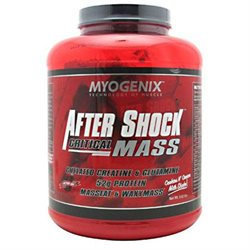 Myogenix, Inc. Myogenix After Shock Critical Mass Powder - 5.62 lbs CkCrmMilkShk