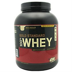 Optimum Nutrition Gold Standard 100% Whey White Chocolate - 5 lbs
