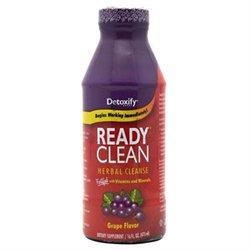 Detoxify Brand Ready Clean Herbal Cleanse - Grape