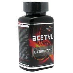 Fahrenheit Nutrition Acetyl L-Carnitine 108 Veggie Capsules - Amino Acids