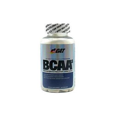 GAT BCAAs, 180 Capsules, German American Technologies