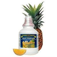 Utrition UTRIVITA0032ORANLQ Liquid Vitamin Pineapple-Orange 32 oz