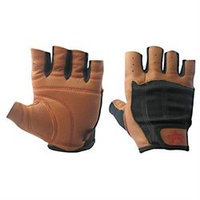 Valeo Ocelot Glove Tan and Black Large - 1 Pair