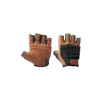 Valeo Ocelot Glove Tan and Black Large - 1 Pair