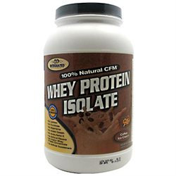 Integrated Supplements Whey Protein Isolate - 2 Lbs. - Coffee Ice Cream