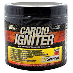Top Secret Nutrition 4460359 Cardio Igniter Fruit Punch 10 Serving