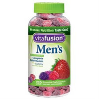 VitaFusion Adult Vitamins, Men's (220 ct.)