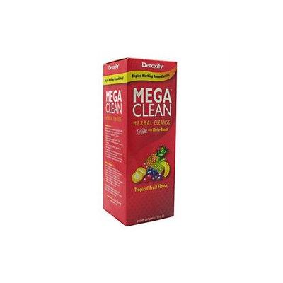 Detoxify Brand Mega Clean Herbal Cleanse - Tropical Fruit