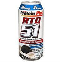 Metrx MET-Rx Protein Plus RTD 51 - Cookies & Creme