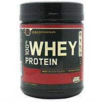 Optimum Nutrition, Inc. Optimum Nutrition 100% Whey Protein Double Rich Chocolate - 1 lb