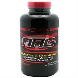 SAN Nutrition N-Acetyl-L-Glutamine NAG - Fruit Tart, 246 g