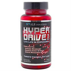 ALRI - Hyperdrive 3.0 Plus Daytime Energy & Weight Loss - 90 Capsules