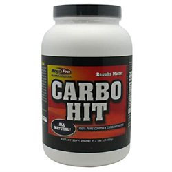Mega-Pro International Carbo Hit - 3 lbs