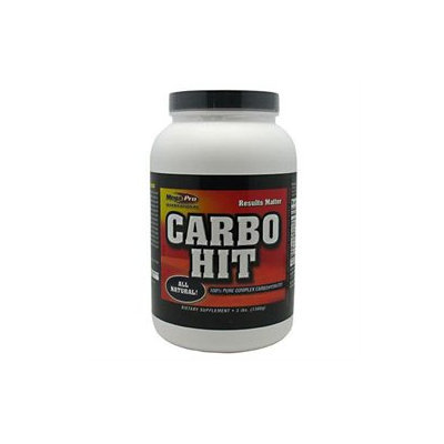Mega-Pro International Carbo Hit - 3 lbs