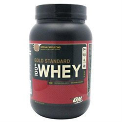 Optimum Nutrition, Inc. Optimum Nutrition 100% Whey Gold Standard - Mocha Cappuccino