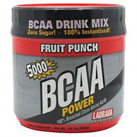 Labrada Nutrition BCAA Power, Fruit Punch