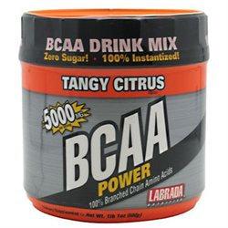 Labrada Nutrition BCAA Powder - 1 lb TangyCitrus