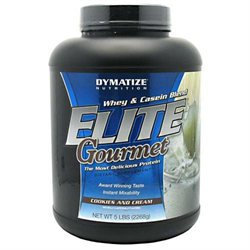 Dymatize Nutrition Elite Gourmet Protein - Cookies and Cream